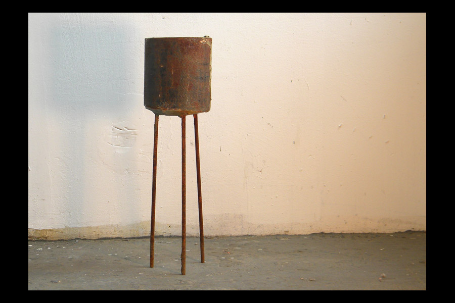 untitled, found object; 2010